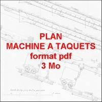 Plan machine Méhu