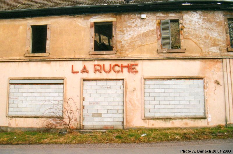 Magasin La Ruche